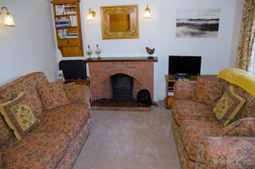 Hope Cottage 1 (Living Room)